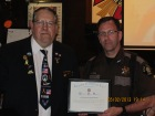 Deputy Marty Hodge award